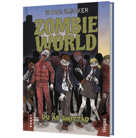 Zombie World 1  Du är smittad