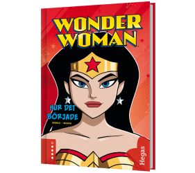 Wonder Woman - Hur det började (Bok+CD)