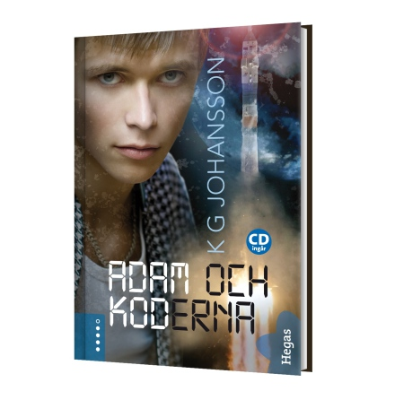 Adam och koderna (Bok+CD)