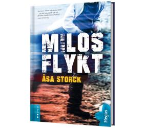 Milos flykt (Bok+CD)