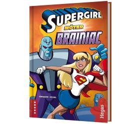 Supergirl möter Brainiac (Bok+CD)