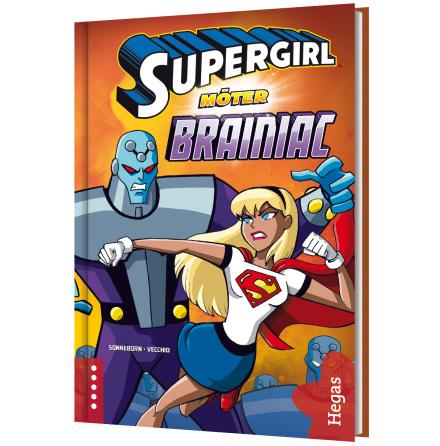 Supergirl möter Brainiac