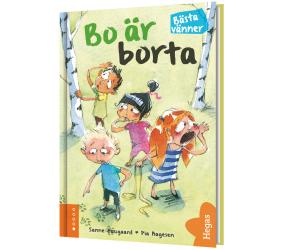 Bo är borta (Bok+CD)