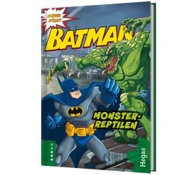 Batman – Monster-reptilen