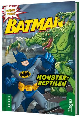 Batman - Monsterreptilen