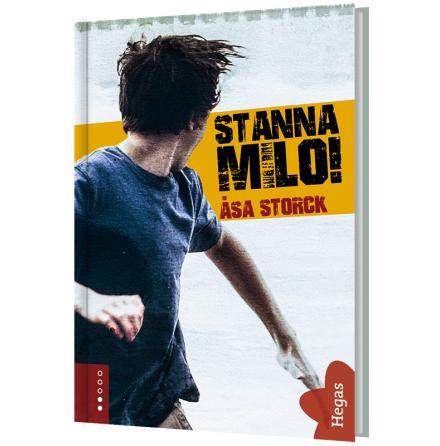 Stanna Milo! (Bok+CD)
