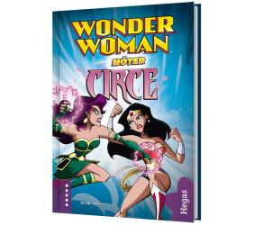 Wonder Woman möter Circe (Bok+CD)
