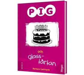 Pig och glasstårtan