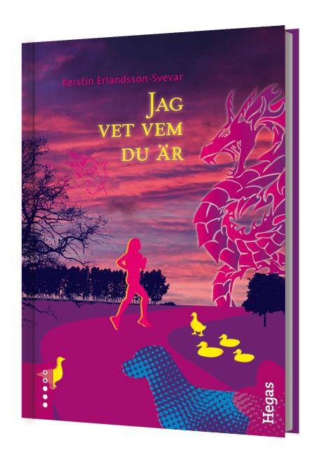 Jag vet vem du är (Bok+CD) av Kerstin Erlandsson-Svevar