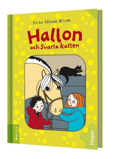 Hallon och Svarta katten av Erika Eklund Wilson