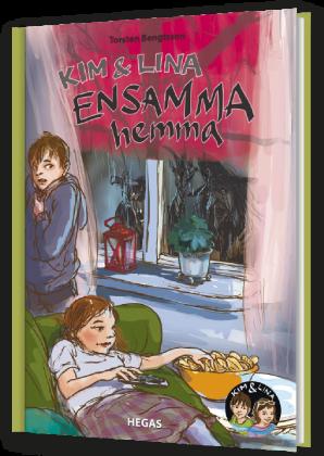 Kim och Lina ensamma hemma av Torsten Bengtsson