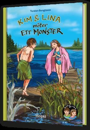 Kim & Lina möter ett monster av Torsten Bengtsson