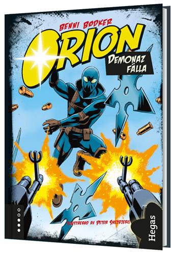 Orion. Demonaz fälla (Bok+CD) av Benni Bødker