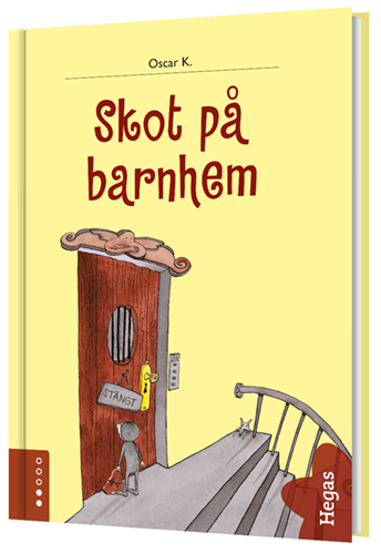 Skot på barnhem (Bok+CD) av Oscar K.